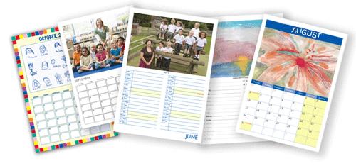 Example School Calendars