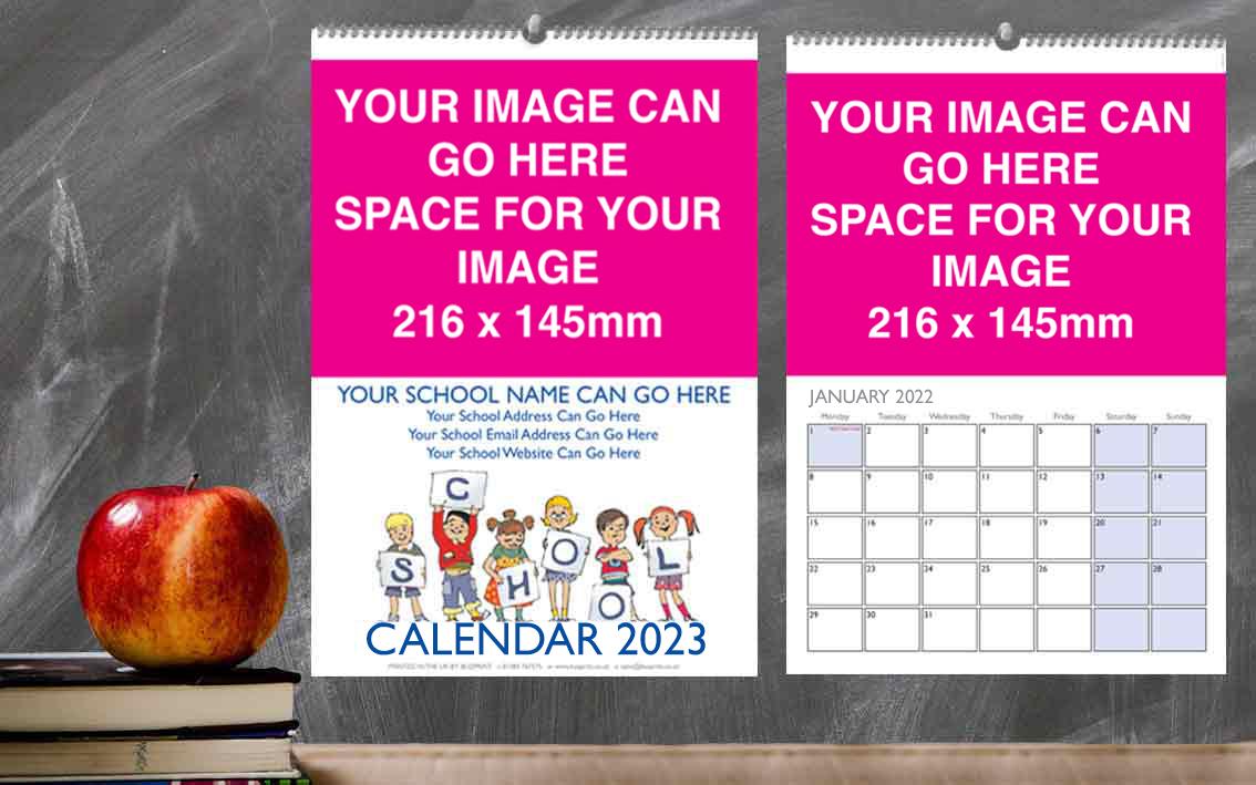 School Calendar Design A