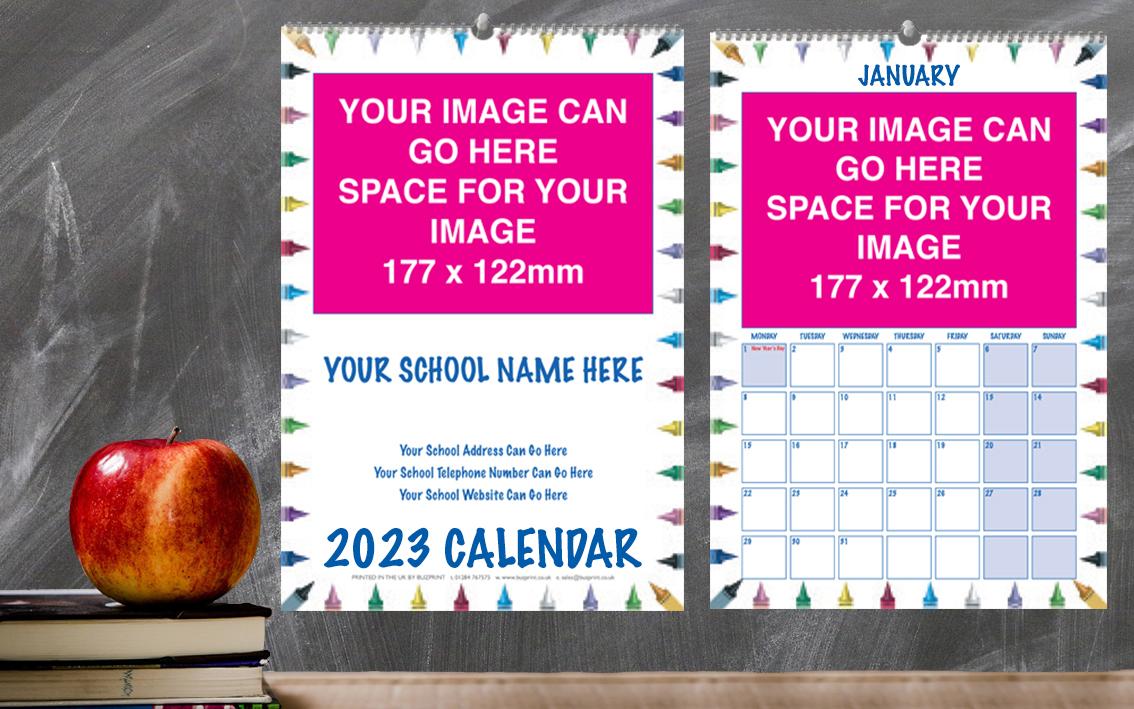 School Calendar Design D