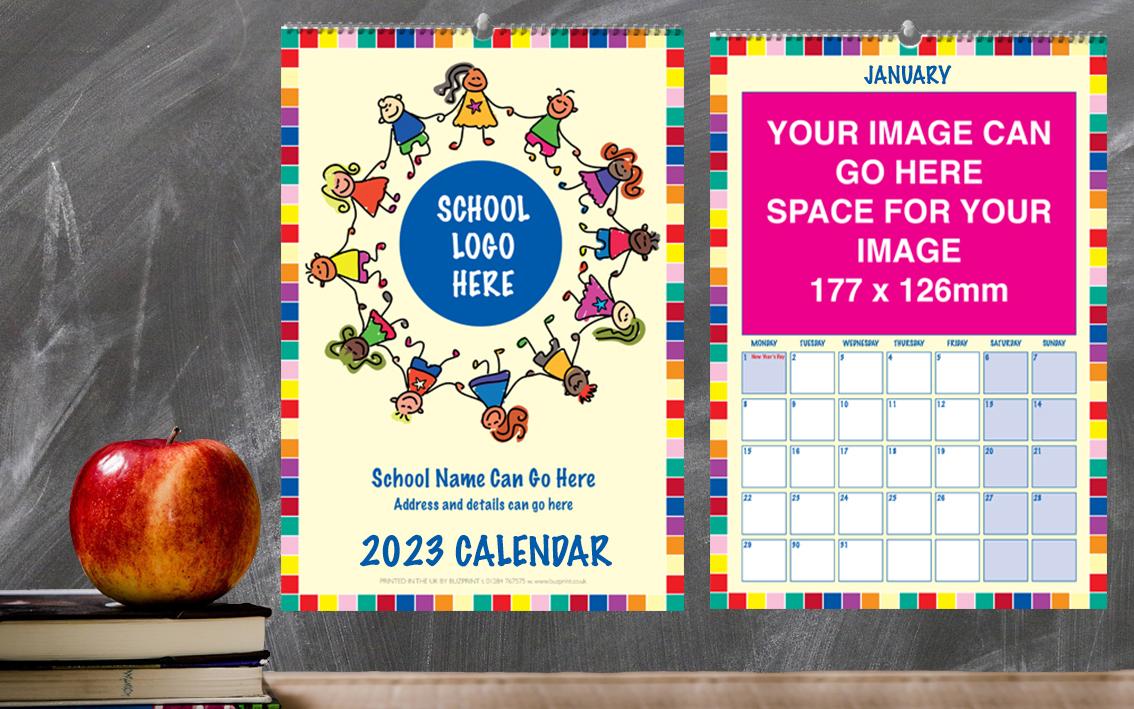 School Calendar Design E
