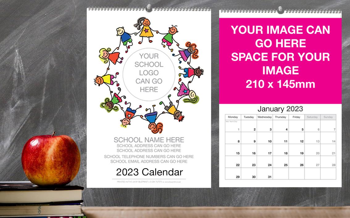 School Calendar Design J