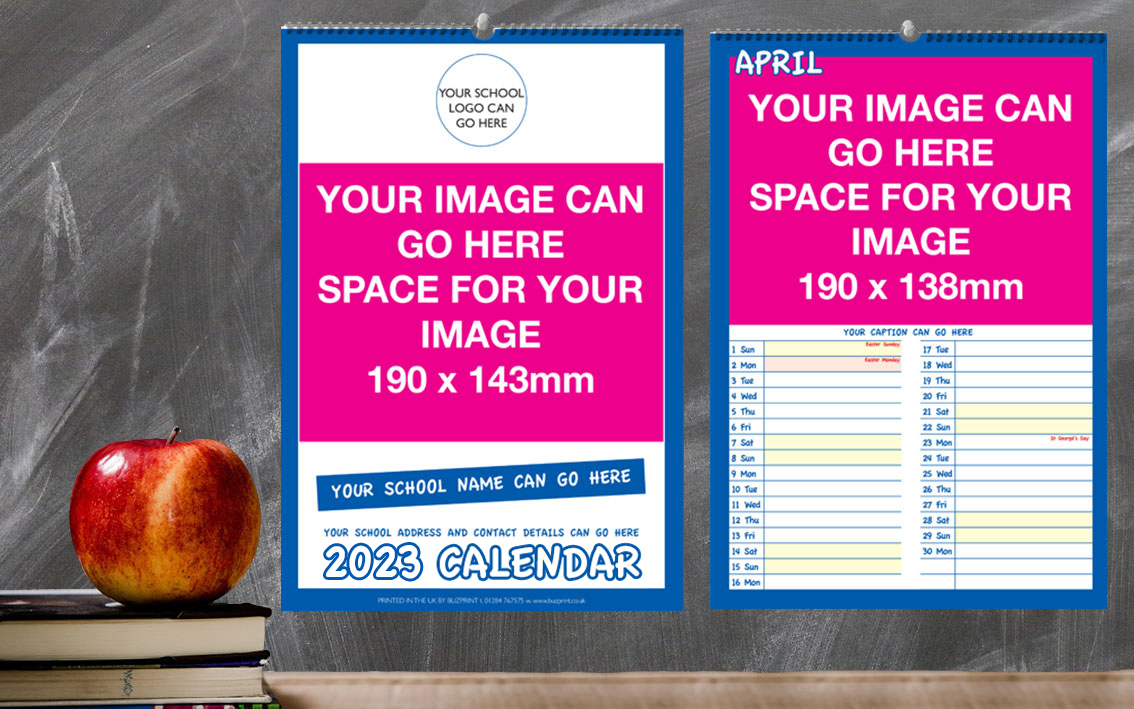 School Calendar Design K