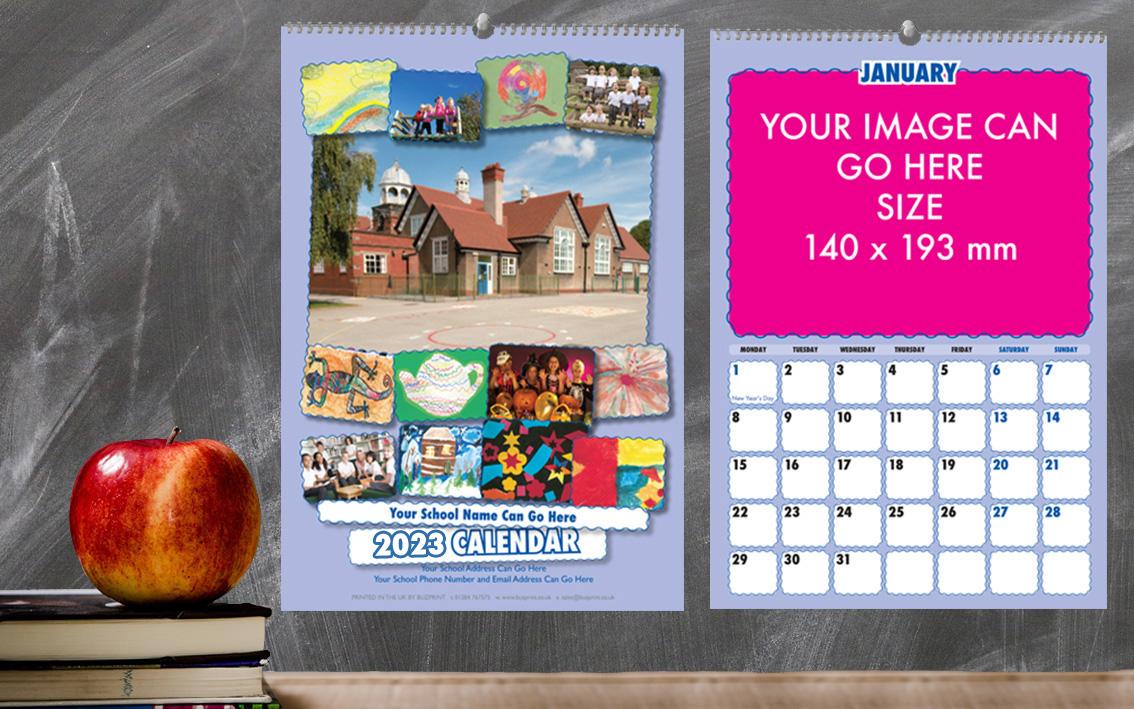 School Calendar Design L
