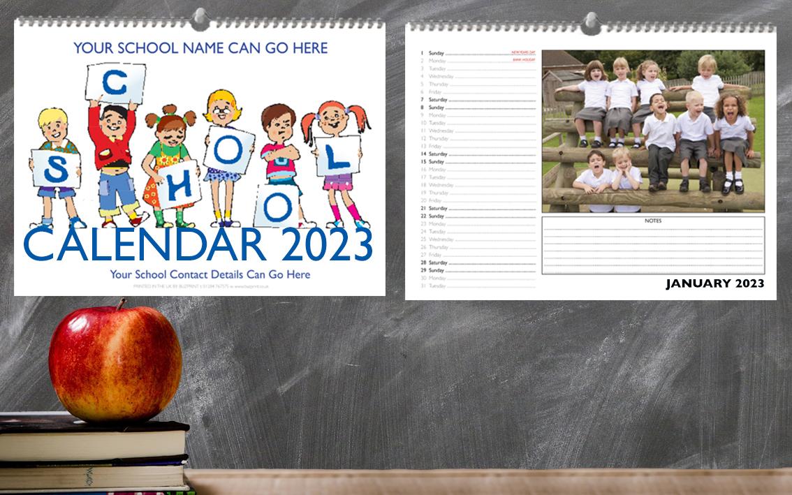 Calendar Design LA Template