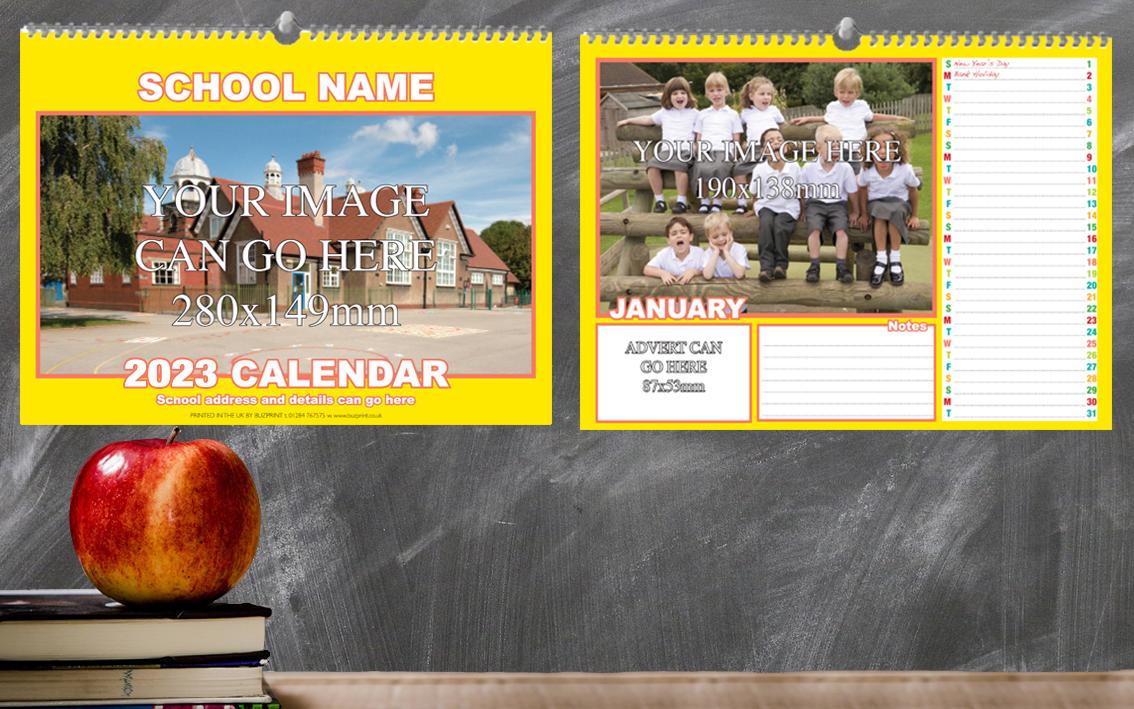 Calendar Design LB Template