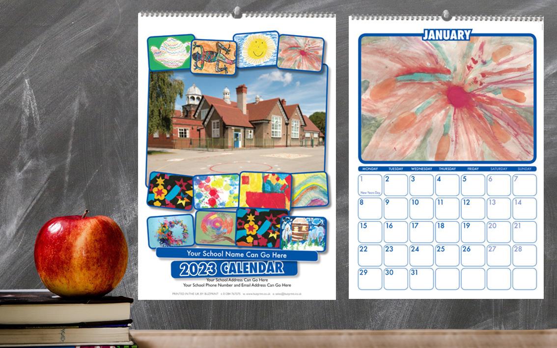 Calendar Template M