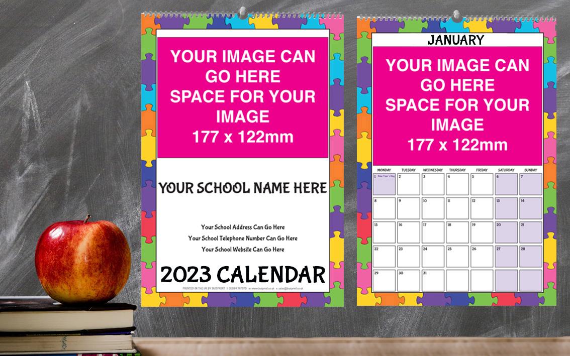School Calendar Design T