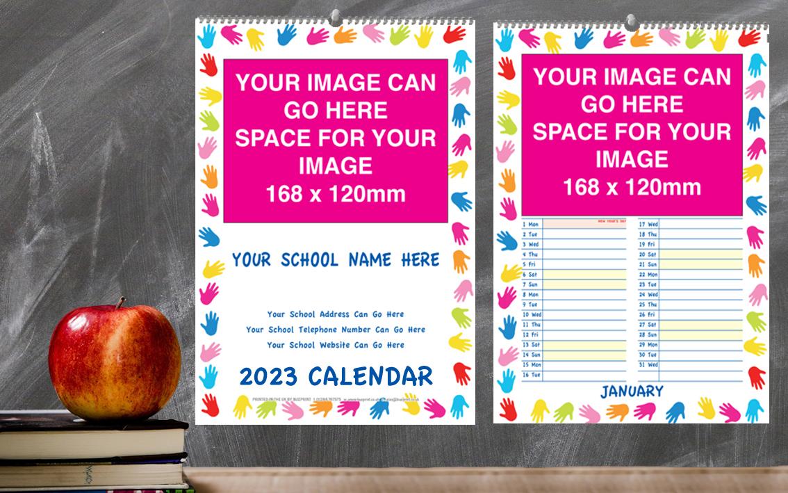 School Calendar Design U
