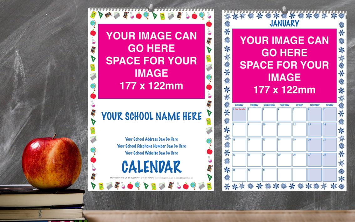 School Calendar Design V