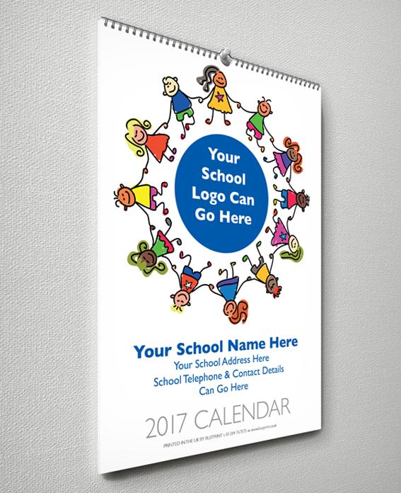 Calendar Design B