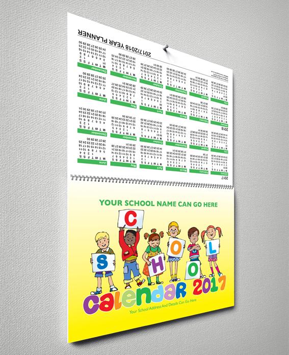 Calendars For Schools Design G