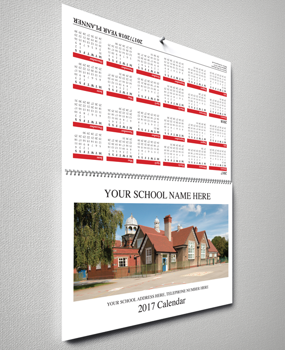 Calendars For Schools Design H
