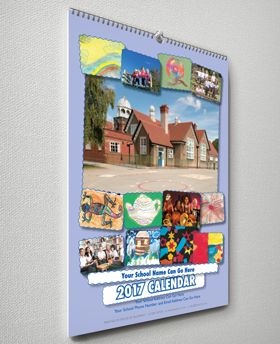 Calendar Design For School : Calendars for schools