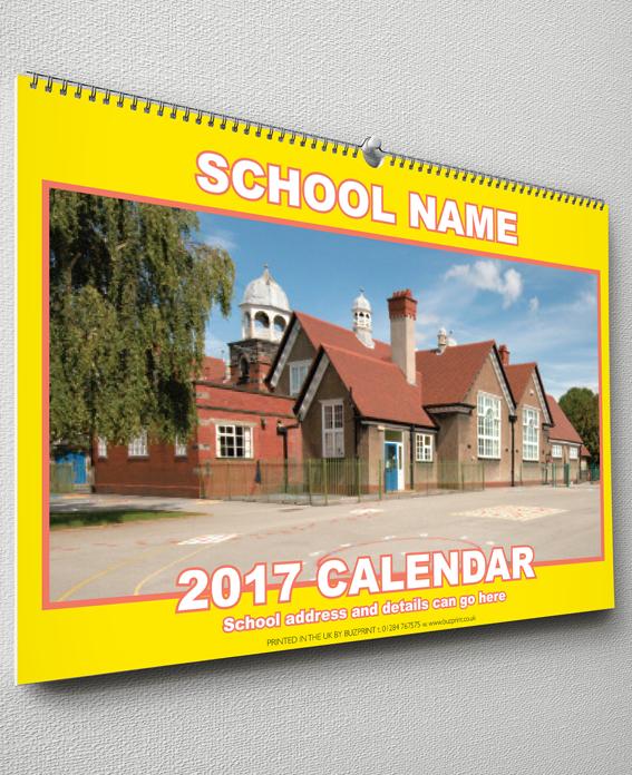 Calendars For Schools Design LB