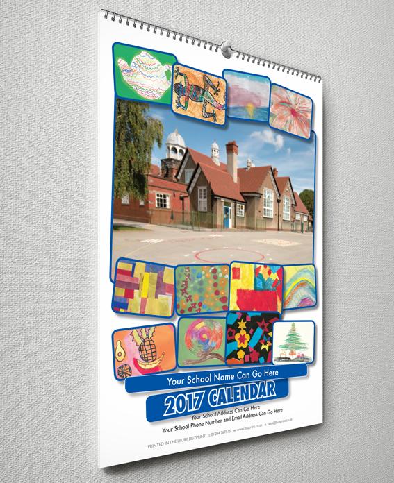 Calendars For Schools Design M