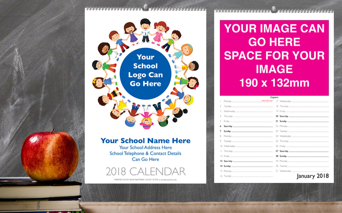 2018 School Calendars