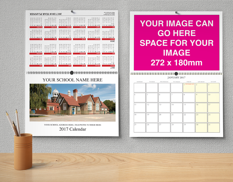 Calendar Design Ideas For Schools : Design h calendars for schools
