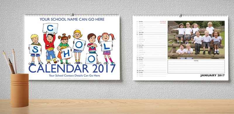 Landscape Calendar Design LA