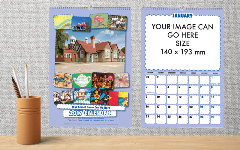 Calendar Design Ideas For Schools : Calendars for schools design l