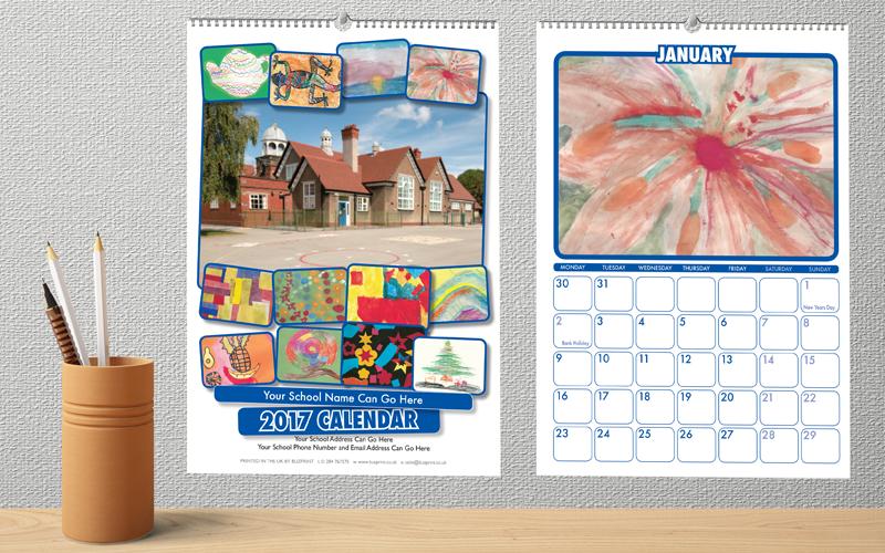 Calendar Design For School : Calendars for schools design m