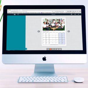 Design Your Calendar Online